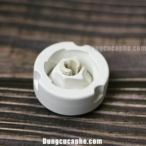 Đĩa xay gốm của máy xay cà phê bằng tay Porlex mini