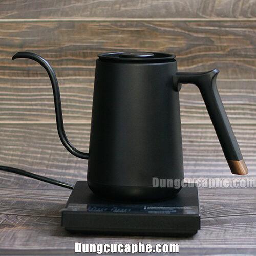 Ấm điện kiểm soát nhiệt Timemore Smart Black pha cà phê Drip dung tích 600ml