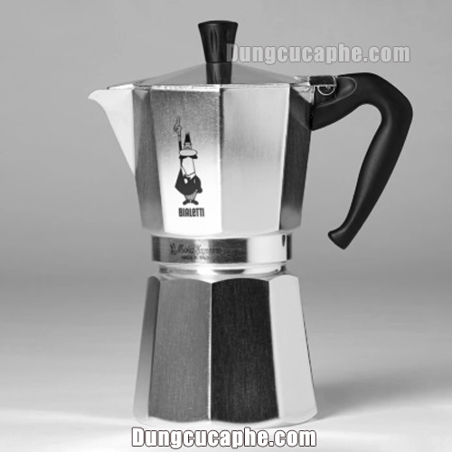 Ấm Moka Pot Bialetti Express 9 cup 450ml