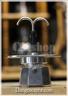 Ấm pha cà phê Bialetti Mini Express 2 cup - Coffee Maker Shop Hà Nội
