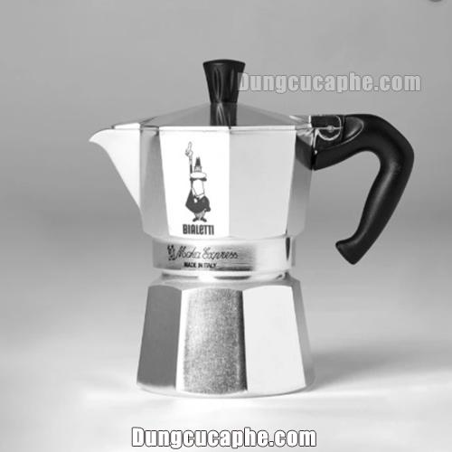 Ấm pha cà phê Espresso Moka Pot Bialetti 3 cup 150ml