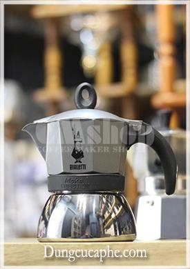 Ấm pha cafe Bialetti Moka Induction 3 cup - chuyên dụng bếp từ