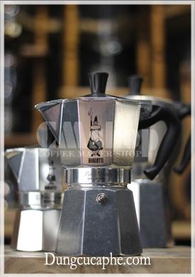 Ấm pha cafe Moka Pot Express 300ml - chính hãng Bialetti
