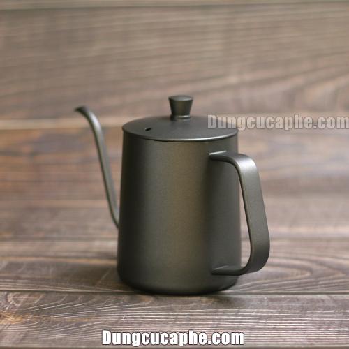 Ấm rót cà phê A600 màu đen giá rẻ