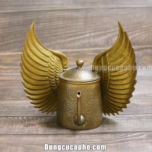 Ấm rót cà phê thủ công bằng đồng S600 Eagle Hammer Hàn Quốc
