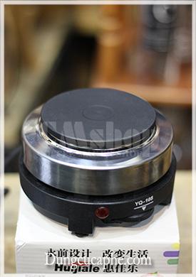 Đĩa gang chất lượng cao, phù hợp với các bình pha cà phê có đường kính 10 cm