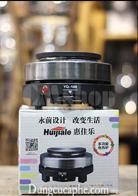 Bếp điện mini YQ-105 chuyên dụng pha cà phê Moka Pot