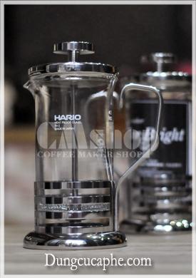 2-Bình pha cà phê Frech Press Hario 300ml