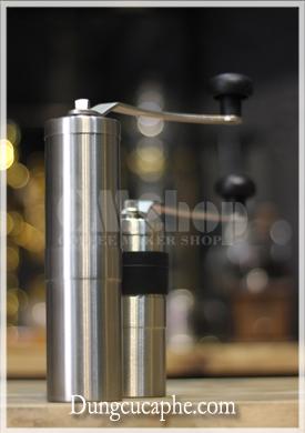2 bản máy xay cà phê tay Porlex