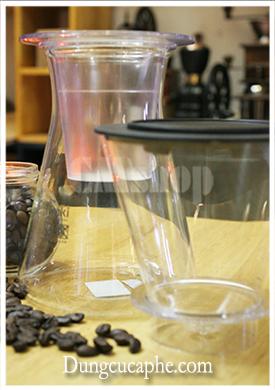 Chi tiết sản phẩm bình pha Coffe Pot Iwaki
