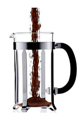 Bình pha trà và cà phê thông minh French Press