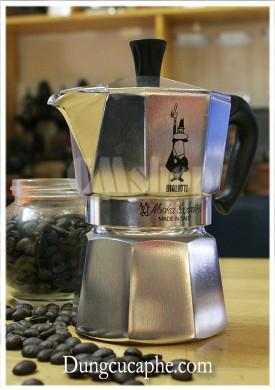 Ấm pha cà phê Espresso của Ý Moka Pot_Bialetti