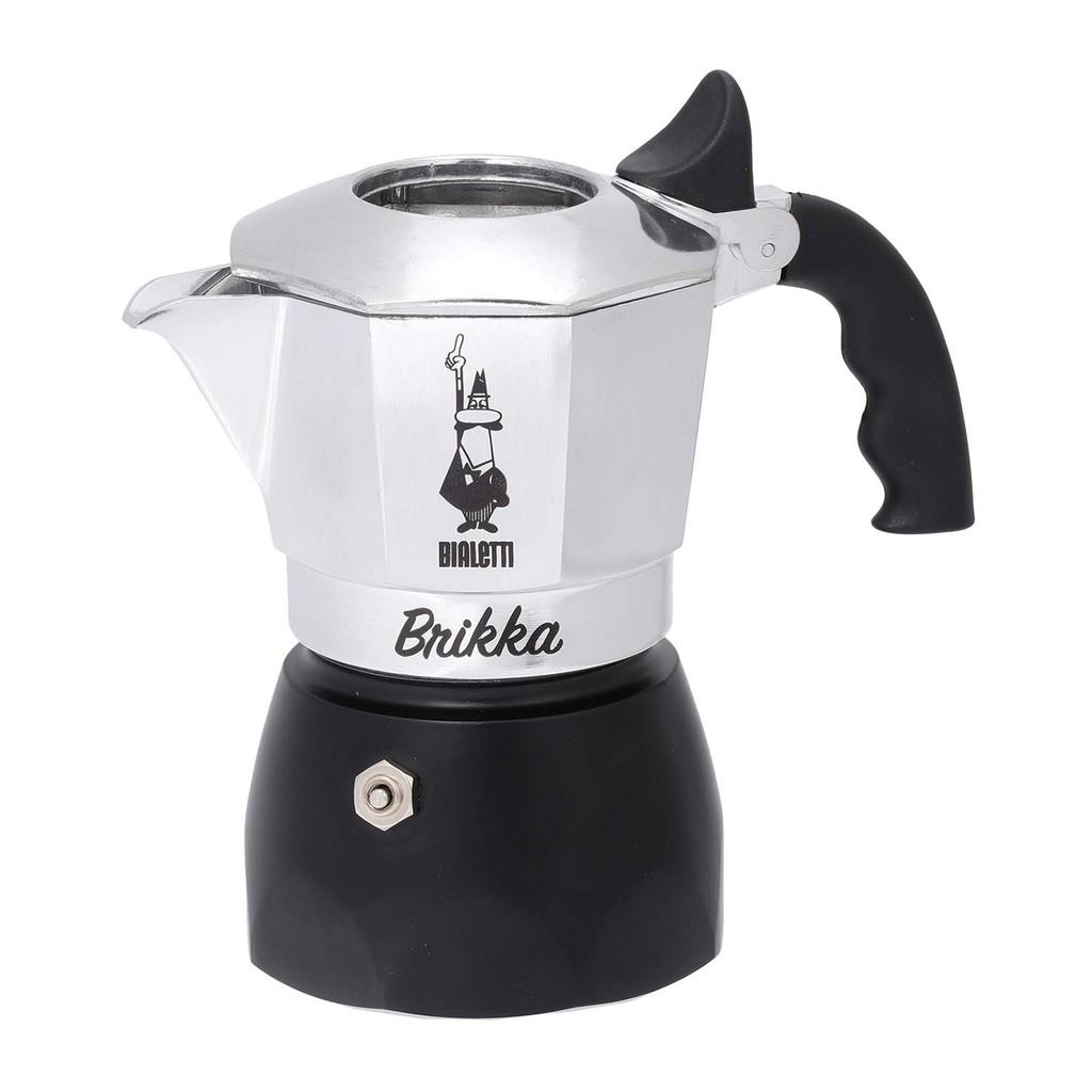 Ấm pha cà phê Brikka 2cup 2019
