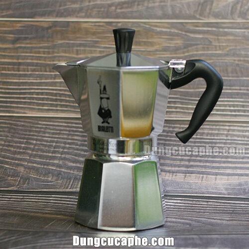 Ấm pha cà phê Moka Pot Bialetti 6 cups 300ml - Pha Espresso tại nhà quá đơn giản
