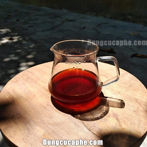 Bình đựng cà phê giá rẻ 400ml cho PourOver