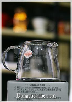 Bình đựng cà phê nhỏ 360ml sử dụng cho cá nhân