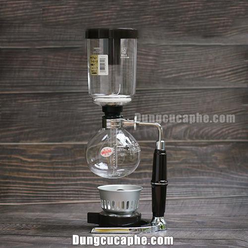 Bình Coffee Syphon Hario 3 cup TCA-3 chính hãng Japan