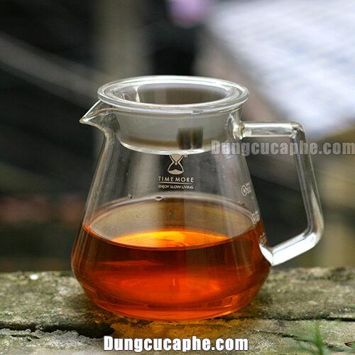 Bình lắc cà phê Drip Timemore 600ml