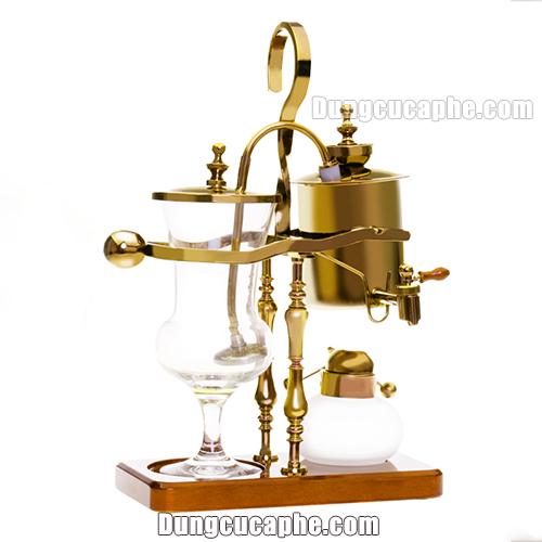 Bình pha cà phê chiết xuất cân bằng Syphon Timemore màu vàng
