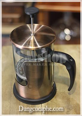 Bình pha cà phê kiểu Pháp - vintage