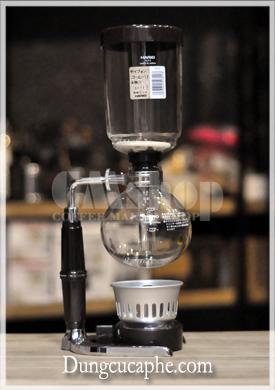 Bình pha cà phê syphon Hario TCA-3 3 cup