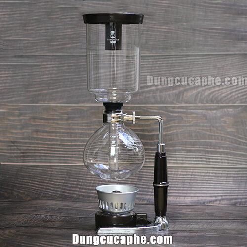 Bình pha cà phê thủy tinh Syphon Timemore 5 cup