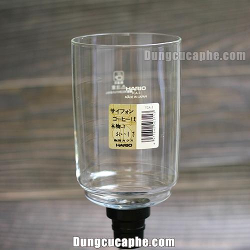 Bình thủy tinh syphon 3 cup