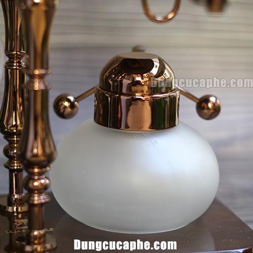 Bếp đèn cồn của syphon Timemore cân bằng