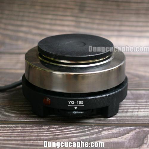 Bếp điện YQ-105 chuyên dụng pha cà phê Moka Pot