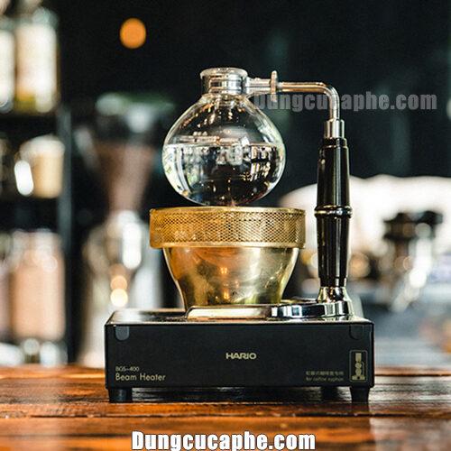 Bếp hồng ngoại Hario sử dụng cho bình syphon coffee