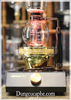 Bếp halogen AkiraKoki - sử dụng cho bình pha syphon-