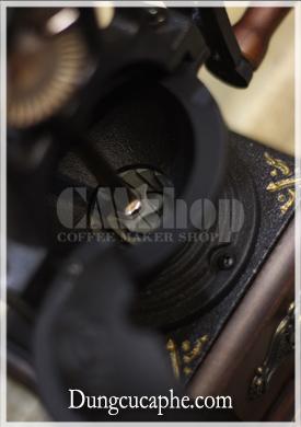 Bộ đĩa xay bằng gốm siêu cứng của máy xay cà phê tay cổ điển Time More 04WD