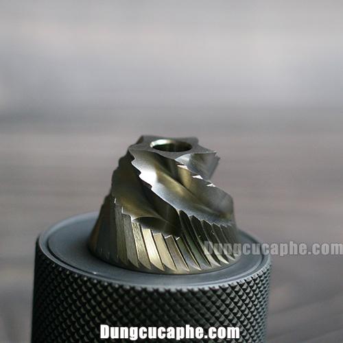 Bộ đĩa xay cà phê S2C được nâng cấp trên máy xay tay Timemore