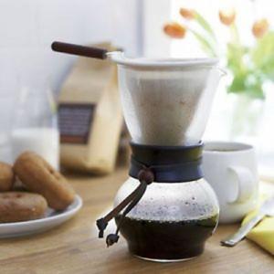 Bộ lọc vải Woodneck Hario cũng là một lựa chọn khá hay cho những ai thích cà phê vợt