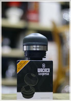 Bộ nâng cấp Nanopresso NS CAPSULES - Adapter sử dụng viên nén cà phê