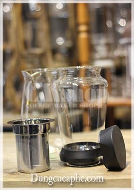 Bộ pha cà phê Hario có thể tháo rời, dễ dàng vệ sinh