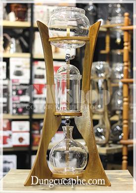Bộ pha cà phê chiết xuất bằng nước lạnh khung gỗ 1000ml Gater BD-110