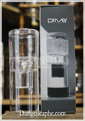 Bộ pha cà phê lạnh Cold Drip hãng Driver 600ml