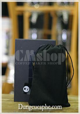 Bao đựng máy xay cà phê tay Timemore Slim mang theo tiện dụng phù hợp cho du lịch, công tác
