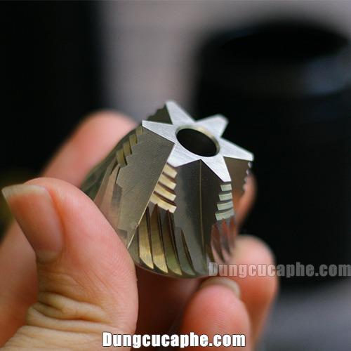 Bộ lưỡi đĩa S2C Spike to Cut 6 cánh được trang bị trên duy nhất trên Timemore
