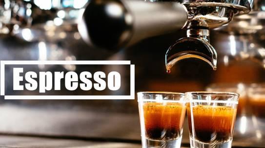 Cà phê Espresso từ quá khứ đến hiện tại
