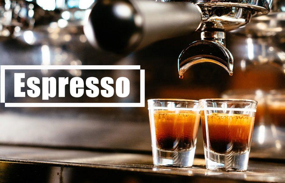 Cà phê Espresso là gì..