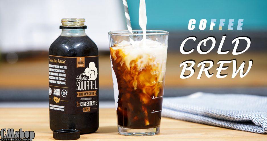Cà phê lạnh - Cold brew coffee là gì
