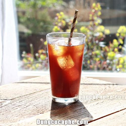 Cà phê lạnh là một đồ uống siêu hot cho mùa hè