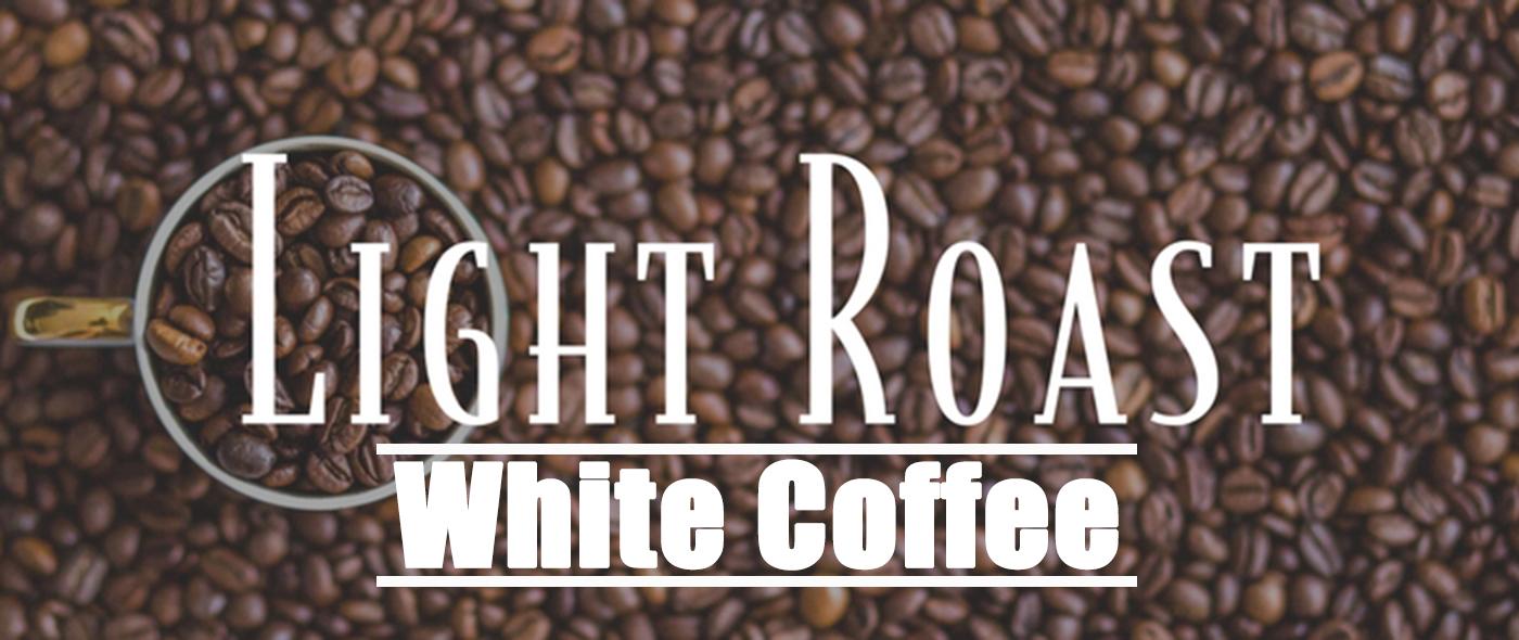 Cà phê trắng (White Coffee) là gì