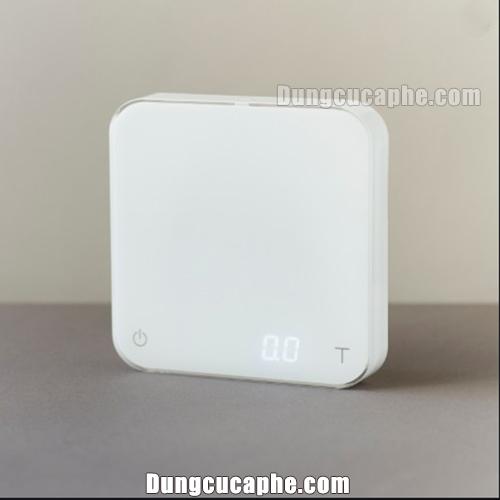 Cân điện tử Acaia Pearl đồng bộ Bluetooth màu trắng
