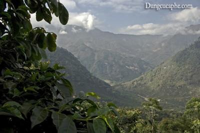 Cao nguyên Huehuetenango với ngọn núi lửa cao nhất ở Trung Mỹ
