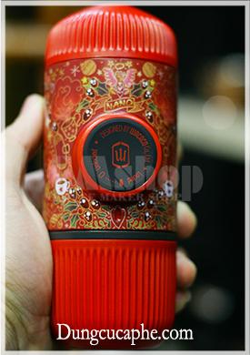 Dụng cụ ép cà phê Espresso bằng tay Nanopresso