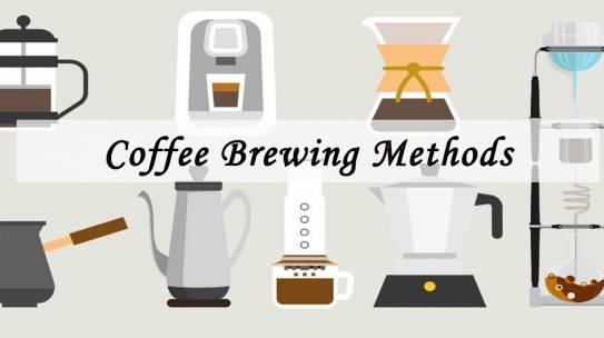 19 dụng cụ pha chế cà phê trên thế giới: P4. Ngâm Ủ