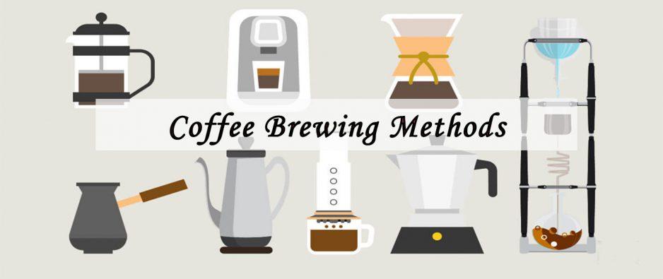 Dụng cụ pha cà phê trên thế giới